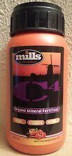 Mills Nutrients C4 Organo Mineral Fertilizer 250ml