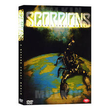 Scorpions - A Savage Crazy world DVD (*New *Sealed *All Region)