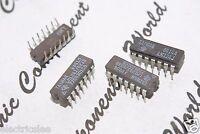 1pcs - TI LM124J Integrated Circuit (IC) - Genuine