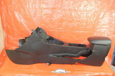 16-17 FORD FOCUS RS CENTER CONSOLE W/ BLUE STITCHING CUPHOLDER CUP HOLDERS