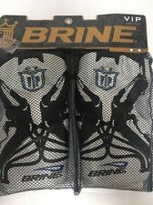 Brine VIP Lacrosse Slash Guard Arm Pads/Elbow Guards Protective Gear NEW