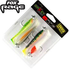 Neuer 12 cm DORSCHKILLER VMC BAITHOLDER 6//0 60 g 5+4 SET Fox Rage Spikey
