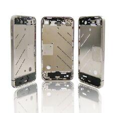 Ricambio front bezel telaio + middle board frame centrale per iPhone 4 Originale