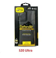 Otterbox Defender Series Case For Samsung Galaxy S20 Ultra 5G - BLACK