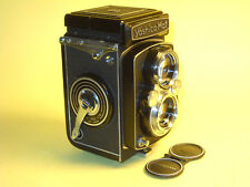 Yashica-Mat - vintage TLR for parts or repair