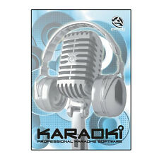 PCDJ Karaoki Pro Karaoke PC Software for Pro or Party Home Use + Songbook Maker
