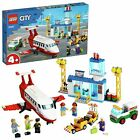 LEGO City Central Airport Charter Plane -  60261