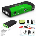 12V Portable Car Jump Starter 16800mAh Battery Power Bank Pack Booster Charger