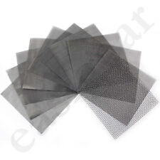 Stainless Steel Woven Wire Mesh Metal Silk to Heavy Gauze (filter grading sheet)