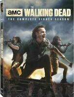"""The Walking Dead: The Complete Eighth Season 8 (DVD)Sealed Brand New """"FastShip"""""""