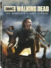 "The Walking Dead: The Complete Eighth Season 8 (DVD)Sealed Brand New ""FastShip"""