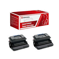 330-9788 MICR 2Pcs Black Compatible Toner Cartridge for Dell 5530 5530N 5535DN