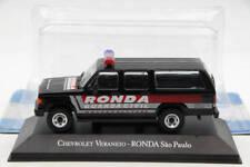Altaya 1:43 Chevrolet Veraneio-Ronda Sao Paulo Diecast Models Limited Edition