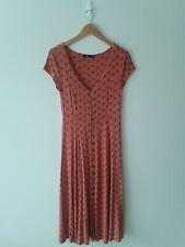 Button Viscose V Neck Dresses for Women for sale | eBay