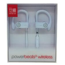 Beats By Dr. Dre Powerbeats 3 Wireless Headphones In-Ear Earphones Headset White