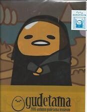 Sanrio Gudetama Folder Museum Limited Edition No. 2