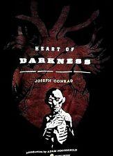 JOSEPH CONRAD HEART OF DARKNESS RARE LARGE T-SHIRT Penguin Classics