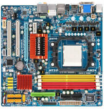 Gigabyte GA-MA78GM-S2HP V2.0 780G Motherboard AM3/AM2 DDR2