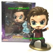 Hot Toys Avengers Infinity War Star-Lord Cosbaby Marvel  Bubble Blaster Version