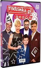 Rodzinka.pl - Sezon 8 (DVD) 2016 serial TV Kozuchowska, Karolak POLISH POLSKI