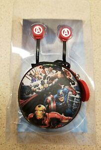 New Marvel Advengers Earbuds&Case Multicoloured
