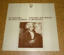 LP Vinyl Concerti per Violin Kantorow Cvaliere di Saint Georges Arion