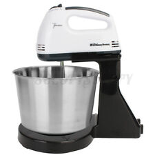 7 Speed Electric Stand Mixer Hand Countertop Kitchen Homemade Cakes Muffins