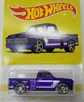 Hot Wheels Premium Diecast Cars Custom 69 Chevy Pickup Super American Vehicles