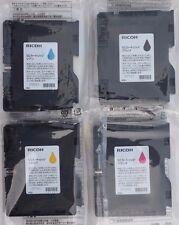 Ricoh Genuine 4PK GC41 ink cartridge for SG2010/2100/3110/3100SF/3110SF/7100