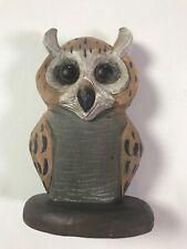 Owl Eyeglasses Holder Stand