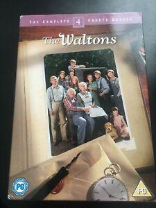 The Waltons: The Complete Fourth 4 Season DVD (2007) Richard Thomas, Cook (DIR)