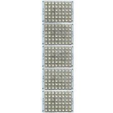 5x 12V Light Board Green LED Panel Board 48Piranha LED Energy Saving Panel Light