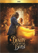 Beauty and the Beast (DVD, 2017) NEW - FREE SHIPPING TO THE US!