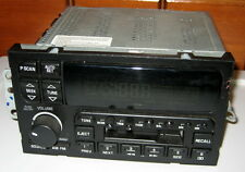 Delco ELECTRONICS AM/FM TAPE PLAYER RADIO  09373364