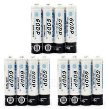 12x AAA 1350mAh 1.2V NiMH Rechargeable Recharge Battery