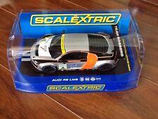 SCALEXTRIC 1/32 AUDI R8 LMS LEMANS CAR TEAM ROSBERG #15 # C3134 FACTORY SEALED