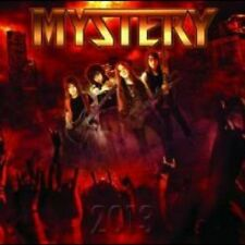 MYSTERY - 2013 (NEW*AUS MELODIC METAL*TWISTED SISTER*MÖTLEY CRUE)