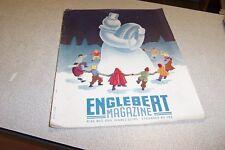 ENGLEBERT MAGAZINE N° 46 NOEL 1949 MARCO EILFA
