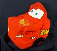 Disney Cars Lightning McQueen Figural Bean Bag Chair