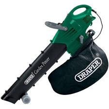 DRAPER 45543 2200W 230V Garden Vacuum/Blower/Mulcher