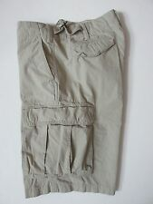 The Cargo Bone Cotton Cargo Shorts  6 Pockets Med Weight Men's 30  MAR44