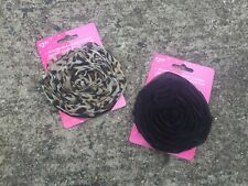 Heat Transfer Fabric Flowers Embellishments