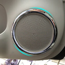 For Nissan Versa Almera Latio 2012 – 2017 Chrome Door Stereo Speaker Cover Trim