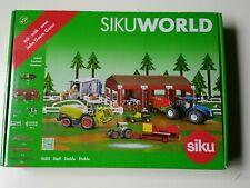Siku 5603 SIKUWORLD Startset Stall,Stable,Etable.  Neu in OVP !!