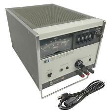 Keysight HP 6115A 0-50V .8A / 50-100V .48A DC Precision Variable DC Power Supply