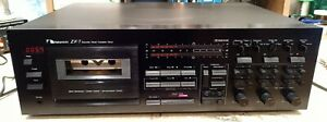 Nakamichi ZX-7, 3 head cassette deck,serviced,Nichicon Muse,Elna Silmic caps.