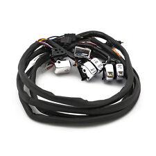 Schalter LED Lenkerarmaturen Chrom, Radio f. Harley-Davidson Touring 07-13