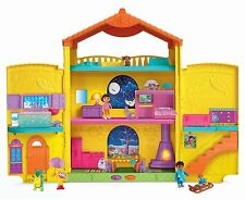 Fisher-Price Dora the Explorer Window Surprises Dollhouse NEW IN BOX