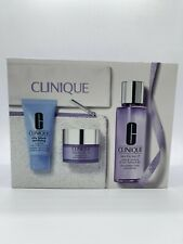 Clinique 5-Pc. Take It All Off Set Cleansing Balm Towelettes Charcoal Mask Nib