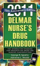Delmar Nurse's Drug Handbook 2011: Special 20 Year Anniversary-ExLibrary